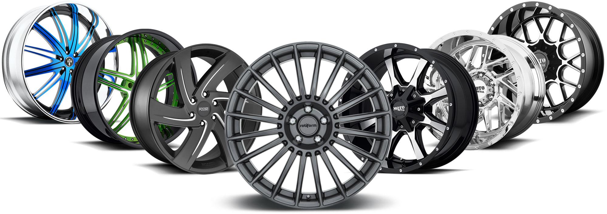 Wheels Phoenix Az Glendale Az Mesa Az Central Tires